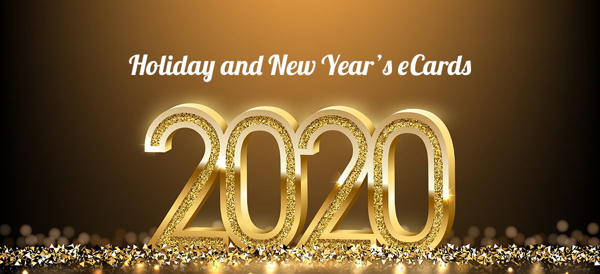 Holiday and New Year's eCards 2020