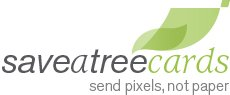 SaveaTreeCards.com Logo