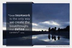 Callout Teamwork