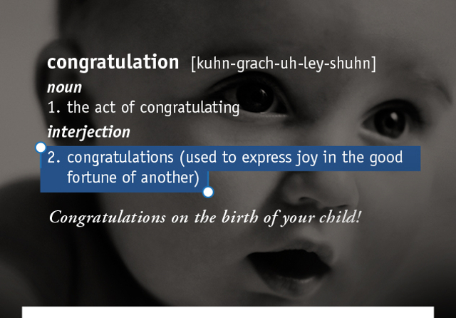 congratulation  [kuhn-grach-uh-ley-shuhn] 