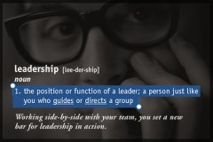 Definition Leadership