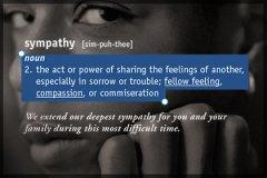 Definition Sympathy