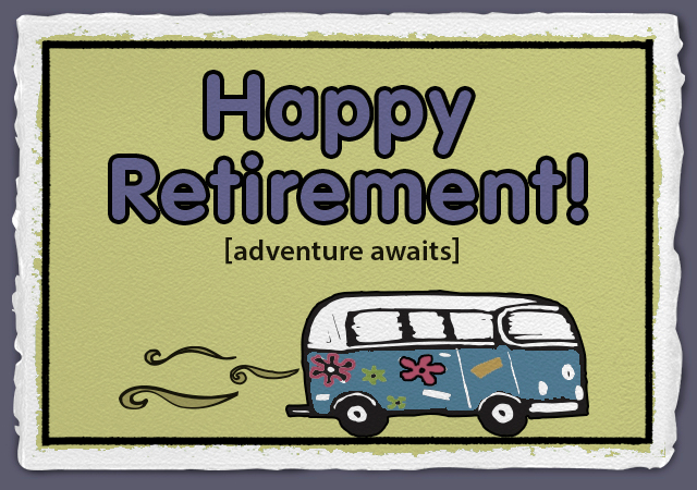 Happy Retirement!