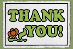 Lp Thankyou