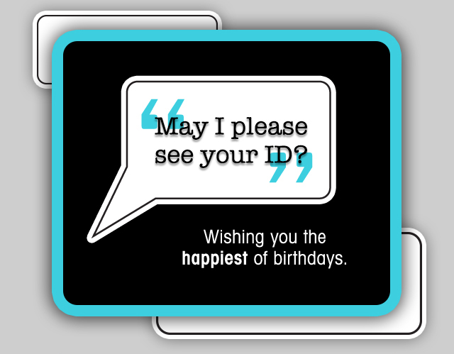 Birthday eCard