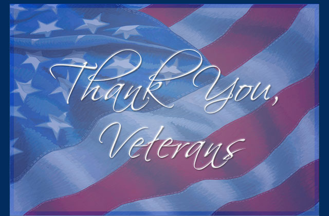 Thank You Veterans eCard