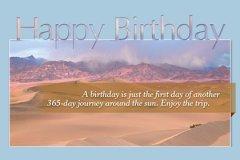 Photo Big Letters Happy Birthday1
