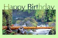 Photo Big Letters Happy Birthday4