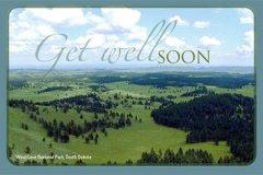 Postcard Getwell