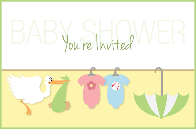 You're Invited: Baby Shower