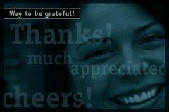Words Thankyou