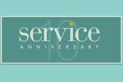 Year Service10